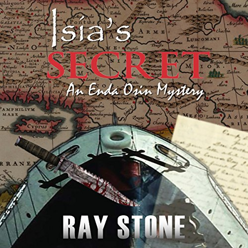 Isia's Secret audiobook cover art