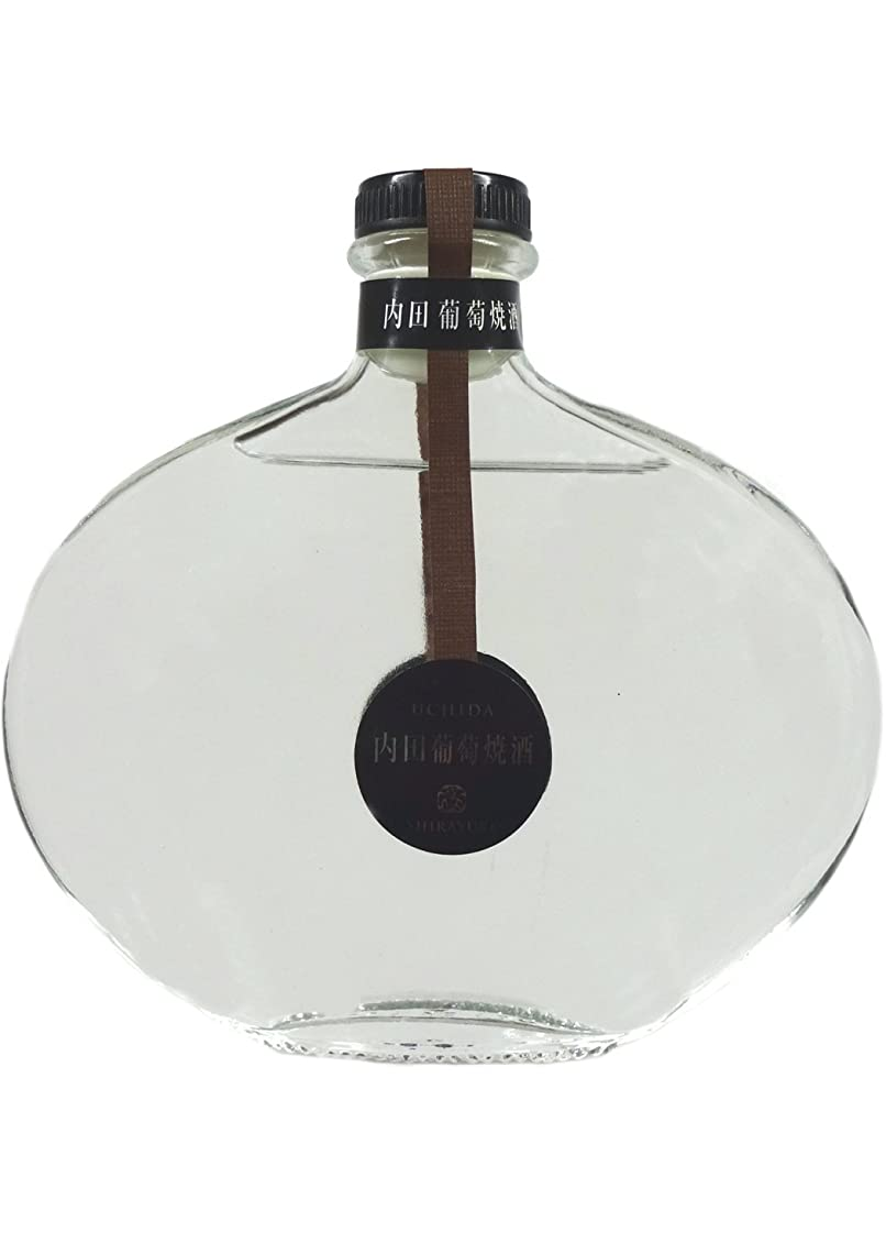白百合 内田葡萄焼酒(うちだグラッパ) 甲州 200ml
