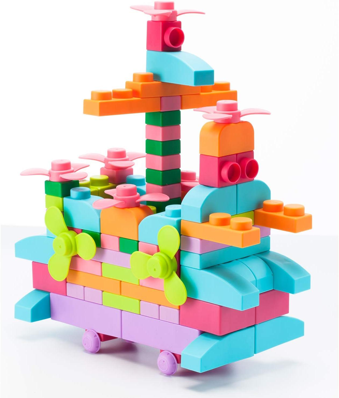 Fashion UNiPLAY Plus Soft Building Rare Blocks Creativity Toy Educati —