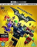 The LEGO Batman Movie [4k Ultra HD + Blu-ray]
