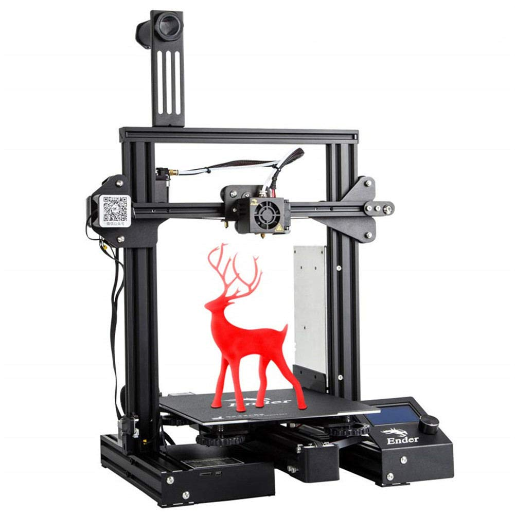 Official Creality 3D Removable 220x220x250MM