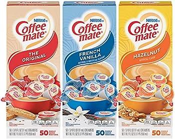 3-Pack Nestle Coffee Mate Coffee Creamer Variety Pack