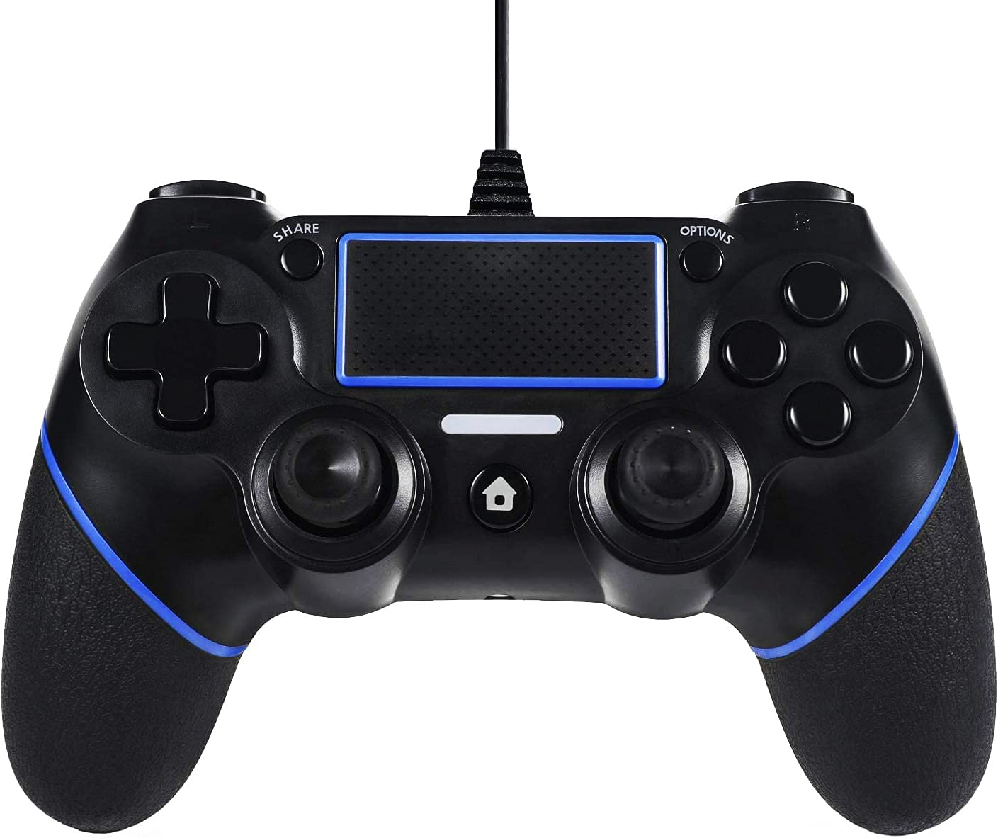 Sefitopher Tampa Mall PS4 Wired Controller Compatible 4 sold out for pro Playstation