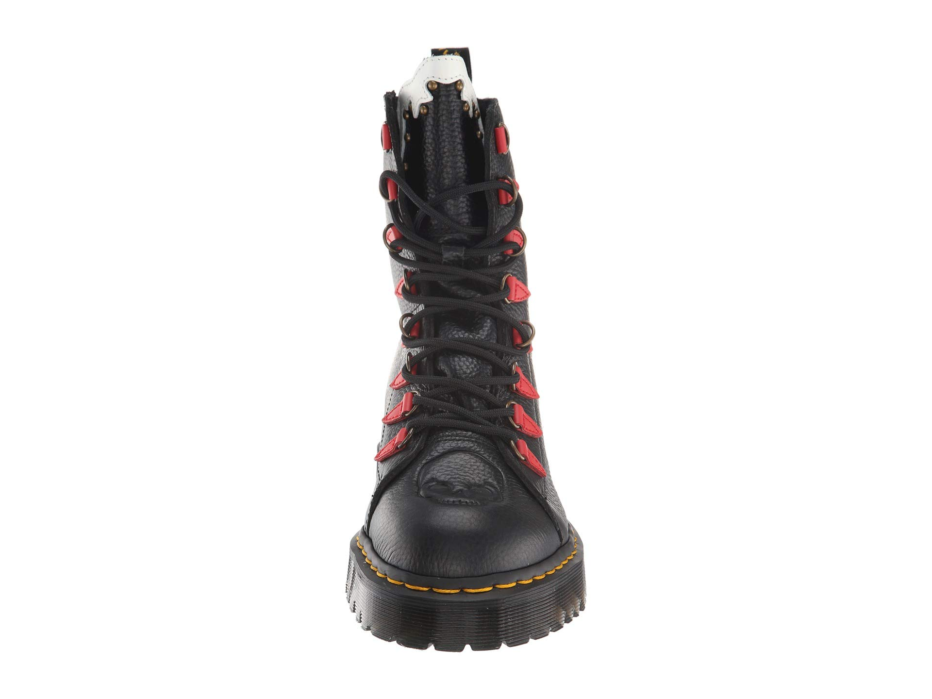 white Nyberg Smooth Smooth Red Black Dr Smooth black Martens Bex burnt Core Sally Aunt U0qnR5wxS