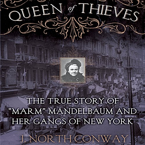 Queen of Thieves audiobook cover art