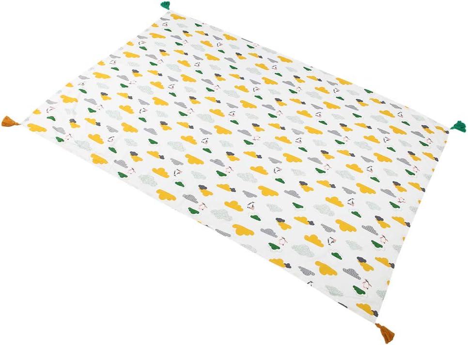 asciugamano da bagno per bambini Asciugamano resistente tocco morbido per asciugamano per doccia per neonati Blue fox, 110 * 158cm coperta per neonati traspirante