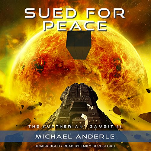 Sued for Peace audiobook cover art