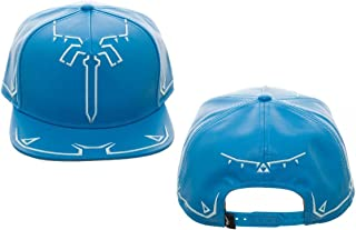 Zelda Breath of The Wild Tunic Synthetic Leather Snapback Standard Blue