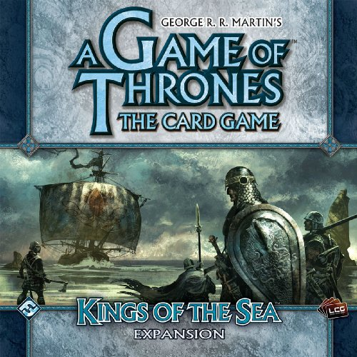 A Game of Thrones: The Card Game: Kings of the Sea Expansion