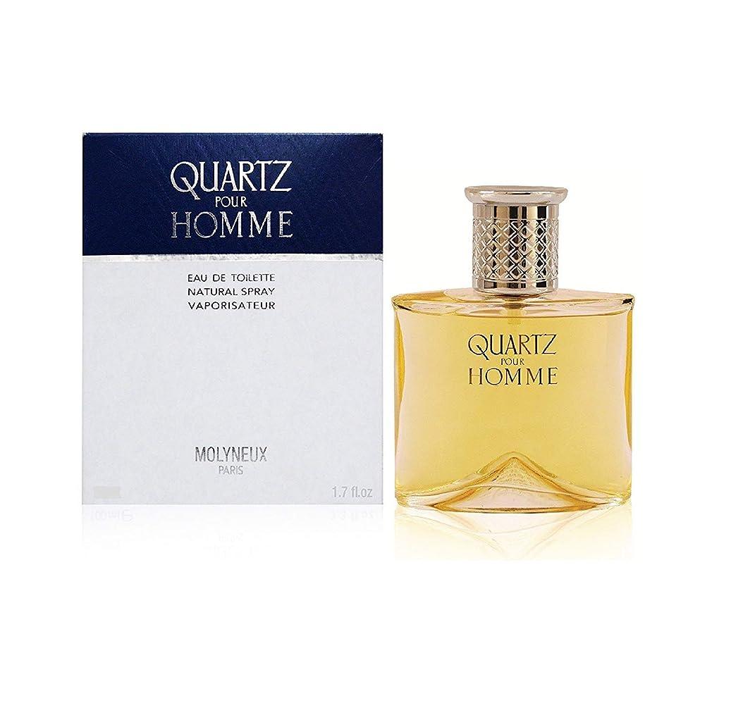 欠陥検出器ペックMolyneux Paris Quartz Pour Homme Eau De Toilette Spray 100Ml