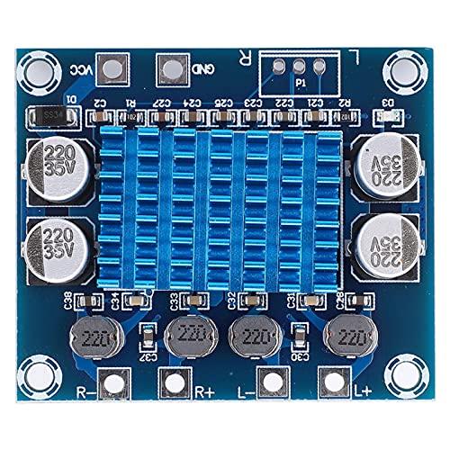 Placa amplificadora de potencia de audio, placa amplificadora de potencia de audio TPA3110 XH ‑ A232 estéreo digital de 2,0 canales para ordenadores 8-26 V