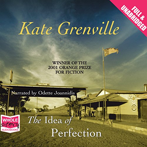The Idea of Perfection audiobook cover art