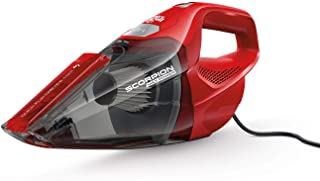 Best Dirt Devil SD20005RED Scorpion Handheld Vacuum Cleaner, Corded, Small, Dry Hand Held Vac With Cord, Red (Design Might Vary) Reviews