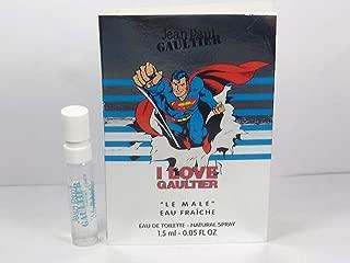 Jean Paul Gaultier I LOVE GAULTIER SUPERMAN