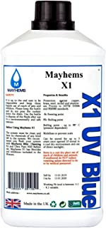 mayhems x1 blue