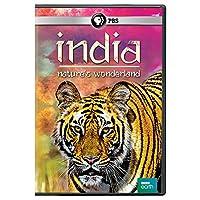 India: Nature's Wonderland [DVD] [Import]