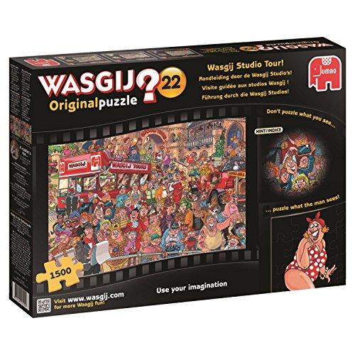 Wasgij Original 22 - Wasgij Studio Tour - 1500 Teile