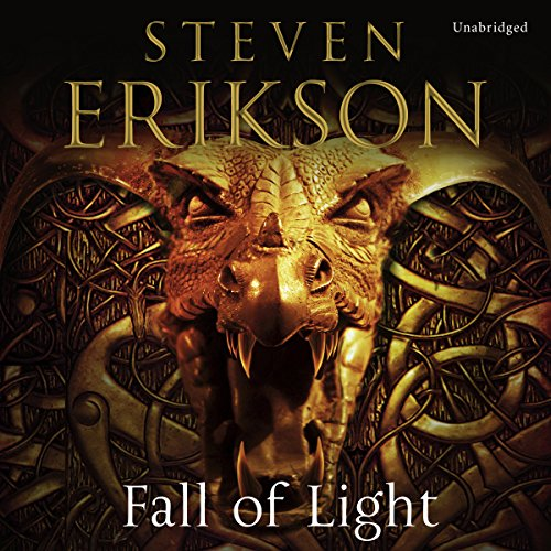 Fall of Light audiobook cover art
