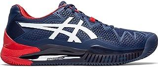 ASICS Men's Gel-Resolution 8 Clay Tennis Shoes