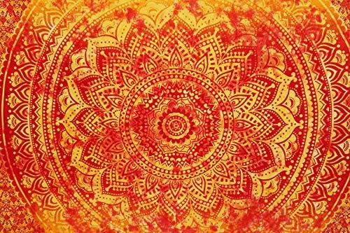 Arazzo in stile indiano, realizzato a mano con stampa di elefante in bianco e nero, decorazione murale per la casa o telo da spiaggia, utilizzabile anche come copri-letto, 100{1d5a5fc5445b12088a6793a385e904de017a09903cc74cc43de20b795381a6cc} cotone