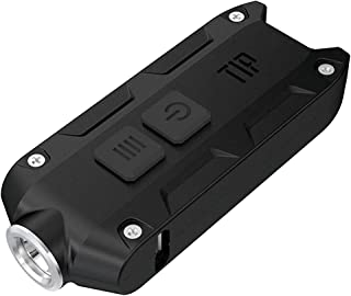 Nitecore Tip 360 Lumens Light USB Rechargeable Keychain Flashlight