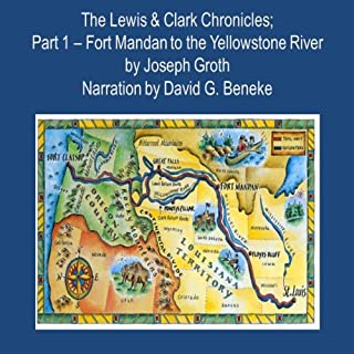 The Lewis & Clark Chronicles, Part 1 cover art