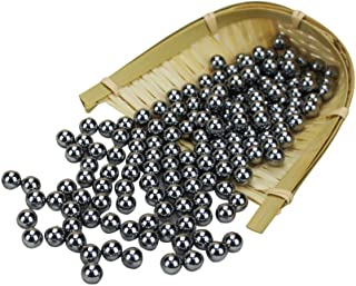 Comidox 400PCS 6mm Steel Balls, Slingshots with Marbles Ball Beads (Pack of 2)