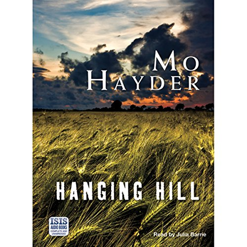 Hanging Hill audiobook cover art