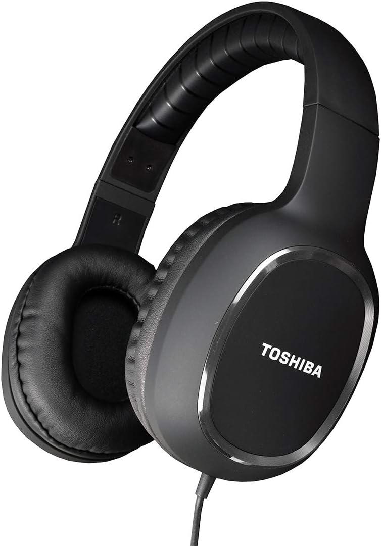 Toshiba Active Headphone Black (RZE-D160HK)