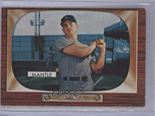 Mickey Mantle (Baseball Card) 1955 Bowman - [Base] #202
