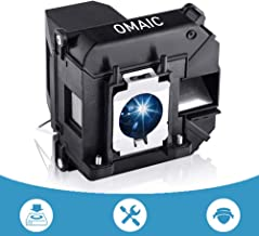 OMAIC Projector Lamp Bulb for Epson ELPLP60/ V13H010L60/ELPLP61/ V13H010L61Home Cinema PowerLite 420 425W 905 92 93 95 96W 1835 430 435W 915W D6150 Replacement Projector Lamp/Bulb
