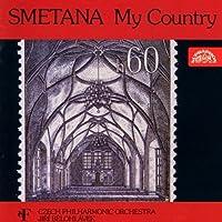 SMETANA:MY COUNTRY by Ceska Filharmonie/ Belohlavek J (1998-09-01)