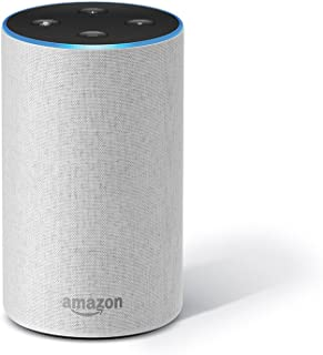 Amazon Echo (2nd Gen) - Powered by Dolby – White