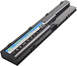 ARyee 4330s 4430s 4530s 4535s Battery for HP ProBook HSTNN-I99C-4 HSTNN-IB2R HSTNN-LB2R 3ICR19/66-2 633805-001 650938-001 HSTNN-DB2R 4540s 4545s Fit HP Laptop Notebook PC Replacement