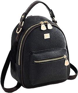 Backpack Pack Ariadne Backpack Purse Everyday Backpack Flap Backpack Blue Leather Women/'s Backpack Medium Backpack Urban Backpack