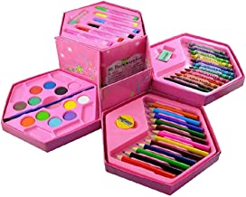 Vikas Gift Gallery Tako Bell Multicolour 46 Pieces Art Set Colour Kit (Color and Design May Change)