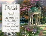 Thomas Kinkade Lightposts for Living: 2010 Mini Day-to-Day Calendar