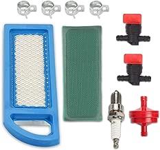 Kaymon Air Filter Shut Off Valve Kit for Briggs & Stratton 285H77 31F777 697153 697014 697634 698083 795115 797008 697015 Intek 15.5 17.5HP Tractor Engine Toro Craftsman John Deere Lawn Mower