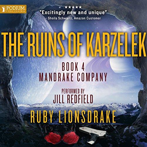 The Ruins of Karzelek cover art