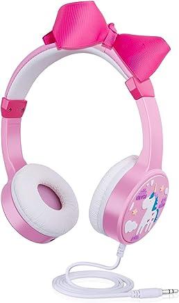 Amazonfr Casque Audio Fille Rose
