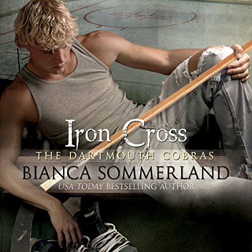 Iron Cross audiobook cover art