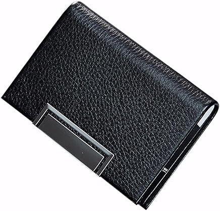 Business Card Case fcostume Kreditkarte Halter f�r Frauen Herren Kredit Karte Halter Card Case schwarz