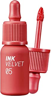 Peripera Ink the Velvet Lip Tint | High Pigment Color, Longwear, Weightless, Not Animal Tested, Gluten-Free, Paraben-Free ...