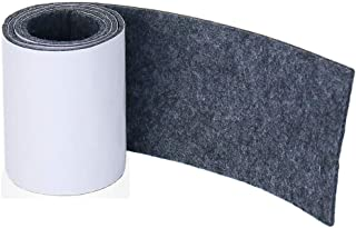 Heavy Duty Felt Strip Roll, DIY Self Adhesive Furniture Pad, Floor Protector Pads for Table Legs, Chairs, Beds, Coasters, Flower Pot Mats