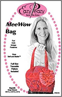 Eazy Peazy MeeWow Bag Pattern