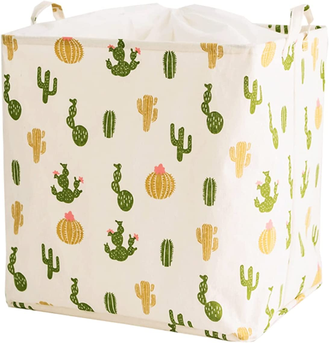 High material Large Foldable Laundry Blanket Finally popular brand Storage Bin Stripe Basket