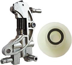 qfkj Útil Kit de Gusanos de Bomba de Aceite para Motosierra 44500 5200 5800 45 52 Accesorios de Piezas Respetuoso del Medio Ambiente