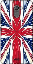 AMZER Slim Designer Snap On Hard Shell Case for Infinix Hot 4 Pro - UK Flag- Cutouts