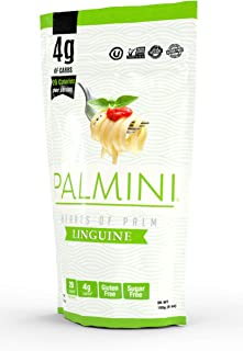 NEW Palmini Low Carb Pasta | 4g of Carbs | As Seen On Shark Tank | 1 Unit Pouch 12 Oz.
