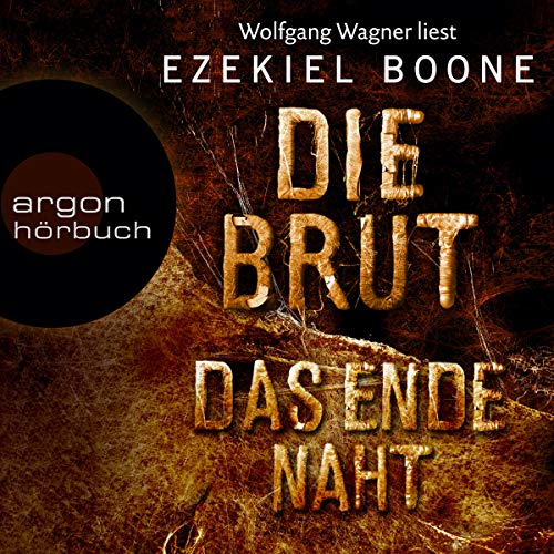 Das Ende naht audiobook cover art